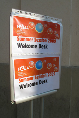 Welcome to the Summer Session 2009