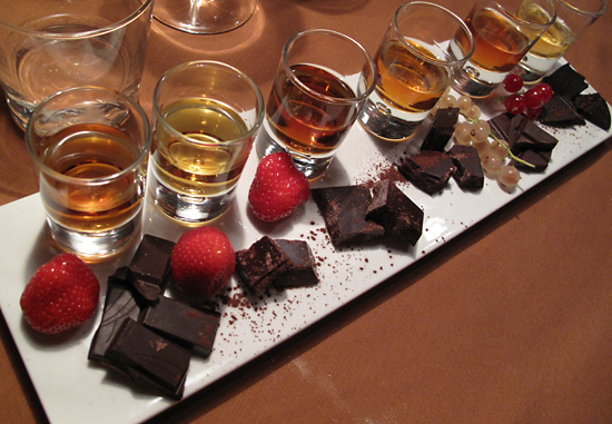 Rum and Chocolate